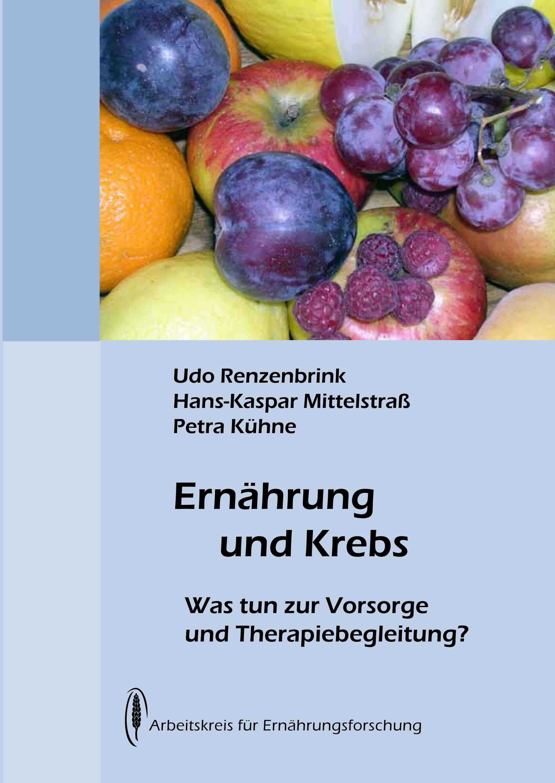 Krebs und Ernährung Buch