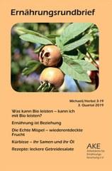 Ernährungsrundbrief 3-19