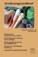 Ernährungsrundbrief 4-18