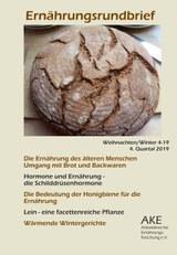 Ernährungsrundbrief 4-19